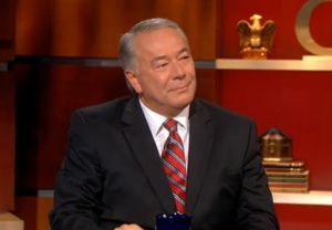 Wittman on The Colbert Report
