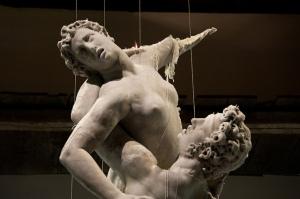 Fischer's rape of the sabine women